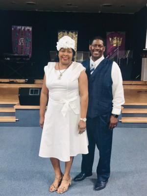 Pastor Lamont &1st Lady Jackie